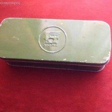 Cajas y cajitas metálicas: CAJA MAQUINAS DE COSER SIGMA. CON ACCESORIOS. . ENVIO INCLUIDO.. Lote 56875413