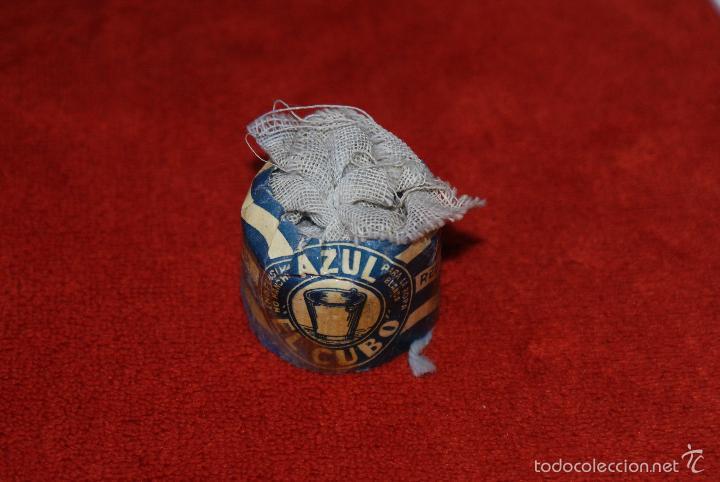 e001255155472 Envase de azulete - azul el cubo para la ropa b - Vendido en Venta ...