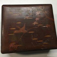 Cajas y cajitas metálicas: CAJA. Lote 57369032