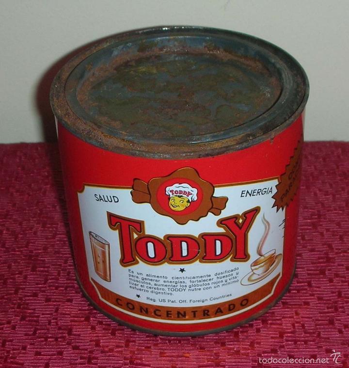 bote de lata, toddy, cuart de poblet, valencia - Comprar Cajas ...