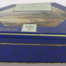 Cajas y cajitas metálicas: CAJA DE LATA GALLETAS SCOTTISH SHORTBREAD LT030. Lote 57429256