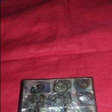 Cajas y cajitas metálicas: PRECIOSA CAJITA DE ALPACA MADE IN MEXICO. Lote 57760045