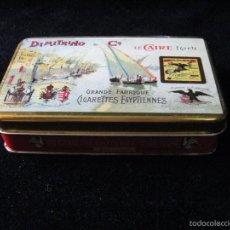 Blechdosen und Kisten - Caja tabaco Dimitrino & Co. Egipto El Cairo - - 57930462