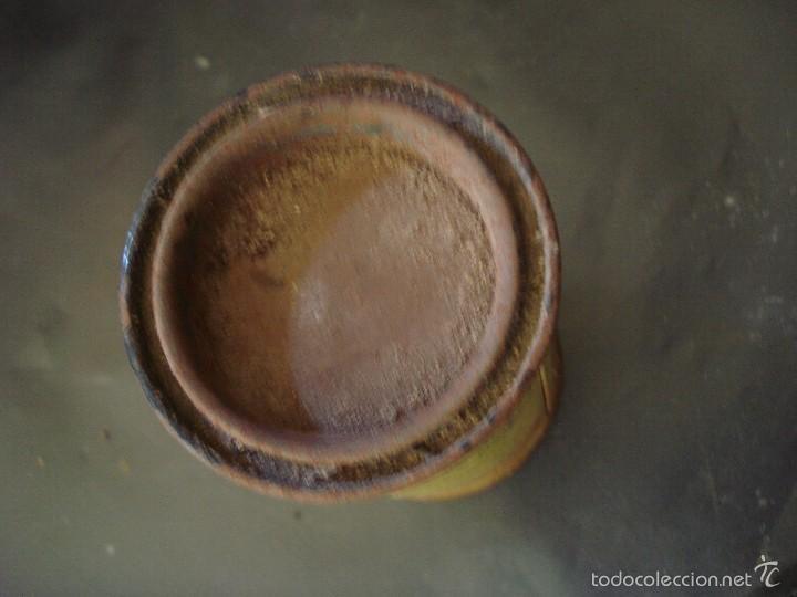 Cajas y cajitas metálicas: Bote de TINTE los años 60 Laccarin CAOBA CLARO. AUN CONTIENE PRODUCTO - Foto 4 - 57937638