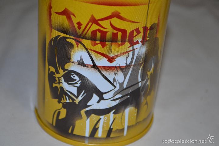 Cajas y cajitas metálicas: Bote metálico de Stars Wars-Vader - Foto 2 - 58285800