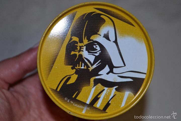 Cajas y cajitas metálicas: Bote metálico de Stars Wars-Vader - Foto 4 - 58285800