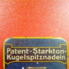 Boxes and metal boxes - caja agujas gramofono - 58376237