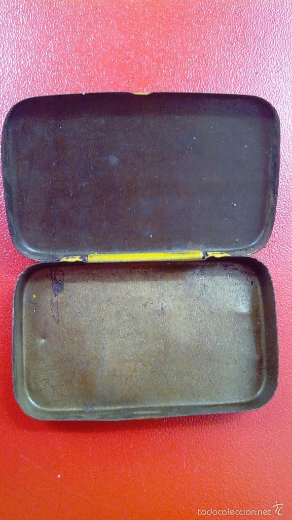 Cajas y cajitas metálicas: caja agujas gramofono - Foto 3 - 58376237