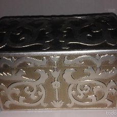 Cajas y cajitas metálicas: CAJA. Lote 58384986
