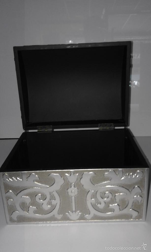 Cajas y cajitas metálicas: Caja - Foto 3 - 58384986
