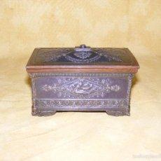 Cajas y cajitas metálicas: CAJA NEOCLASICA. Lote 58557694