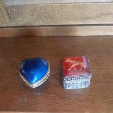 Cajas y cajitas metálicas: PASTILLERO . Lote 61077785