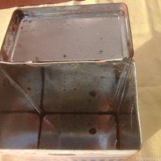 Cajas y cajitas metálicas: ANTIGUA CAJA DE COLACAO AÑOS 70S. Lote 61209043