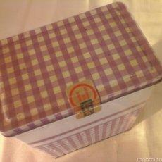 Cajas y cajitas metálicas: CAJA DE COLACAO AÑOS 70S. Lote 61209943