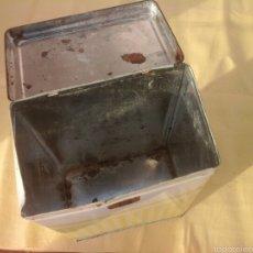 Cajas y cajitas metálicas: ANTIGUA CAJA COLACAO AÑOS 70S. Lote 61210269