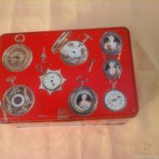 Cajas y cajitas metálicas: ANTIGUA CAJA DE COLACAO AÑOS 70S. Lote 61212141