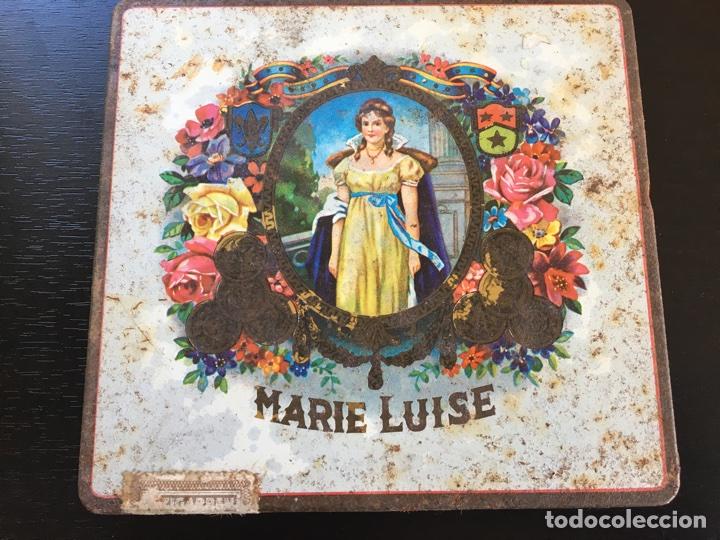 Cajas y cajitas metálicas: CAJA DE CIGARROS MARIE LUISE - Foto 2 - 63770135