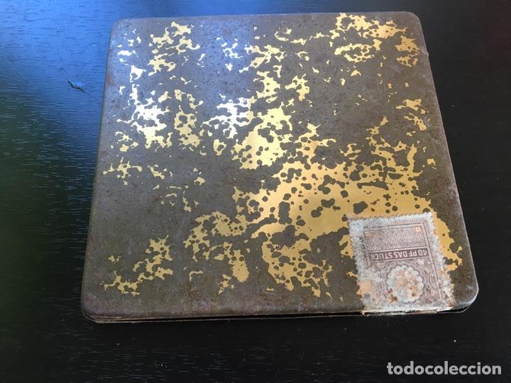 Cajas y cajitas metálicas: CAJA DE CIGARROS MARIE LUISE - Foto 3 - 63770135