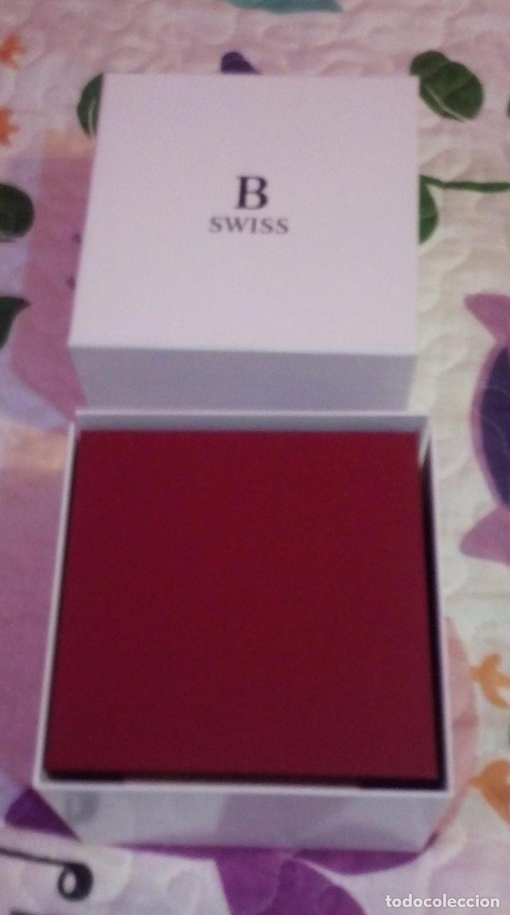 Cajas y cajitas metálicas: Caja doble de Relojes Bucherer de Suiza - Foto 2 - 65689174
