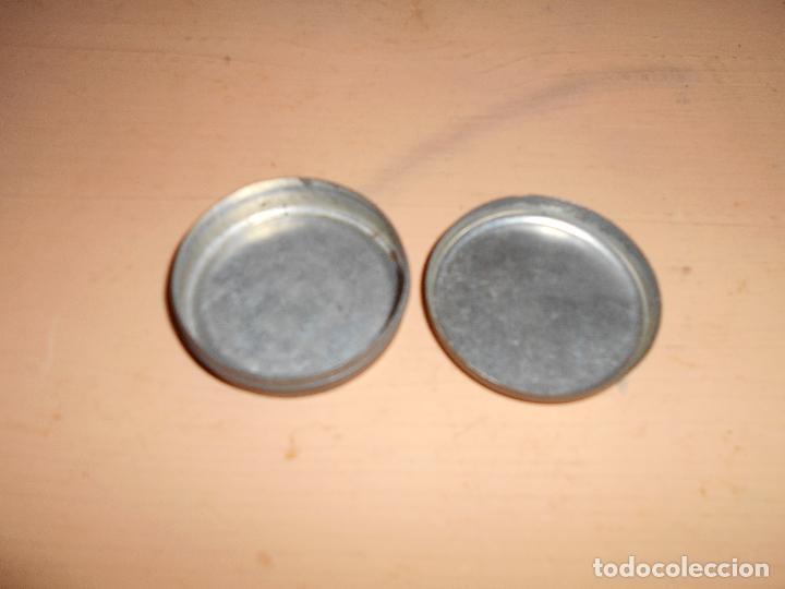 Cajas y cajitas metálicas: CAJITA METALICA DE PASTILLAS FARMACIA - Foto 4 - 66019358