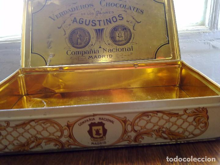 Cajas y cajitas metálicas: CAJA DE HOJALATA G. ANDREIS BADALONA DOS - Foto 5 - 66834290