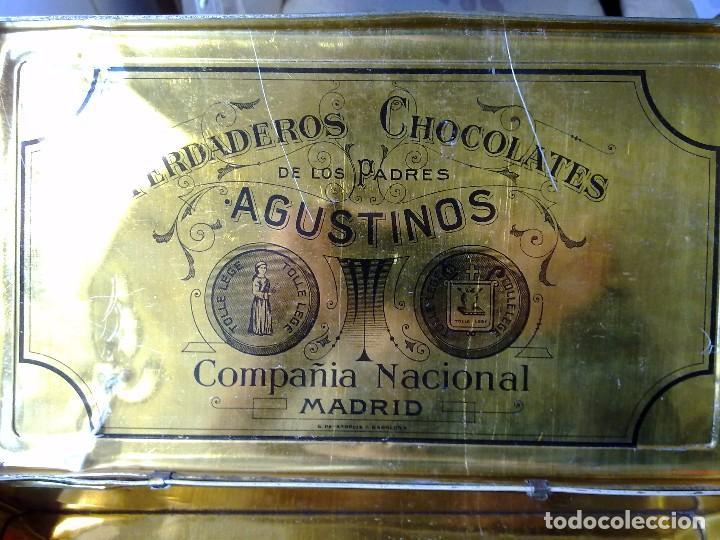 Cajas y cajitas metálicas: CAJA DE HOJALATA G. ANDREIS BADALONA DOS - Foto 6 - 66834290