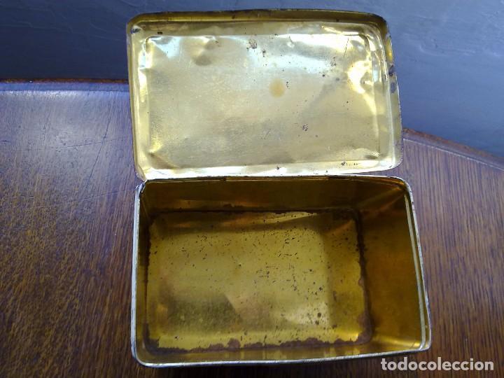 Cajas y cajitas metálicas: CAJA DE HOJALATA G. ANDREIS BADALONA DOS - Foto 7 - 66834290
