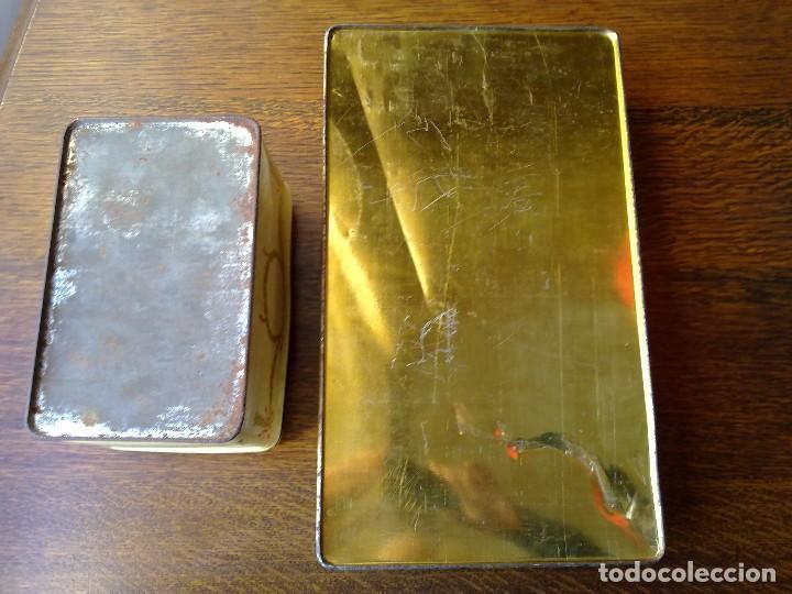 Cajas y cajitas metálicas: CAJA DE HOJALATA G. ANDREIS BADALONA DOS - Foto 13 - 66834290
