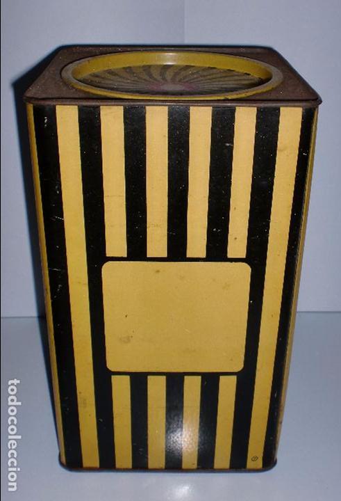 Cajas y cajitas metálicas: CAJA METALICA. FUCHS. MADE IN POLAND. 25,5 X 15,3 X 15,3 CM - Foto 2 - 69831737
