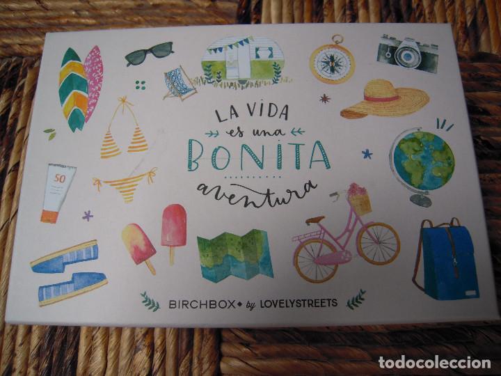 Cajas y cajitas metálicas: Cajita Birchbox by Lovelystreets vacía - Foto 2 - 71099205