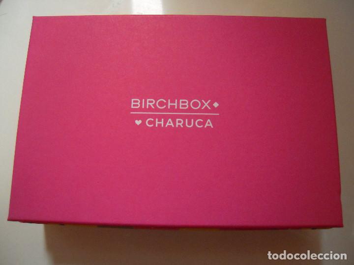 Cajas y cajitas metálicas: Cajita vacía Birchbox Charuca - Foto 2 - 71118353