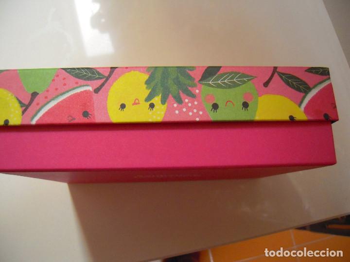 Cajas y cajitas metálicas: Cajita vacía Birchbox Charuca - Foto 3 - 71118353