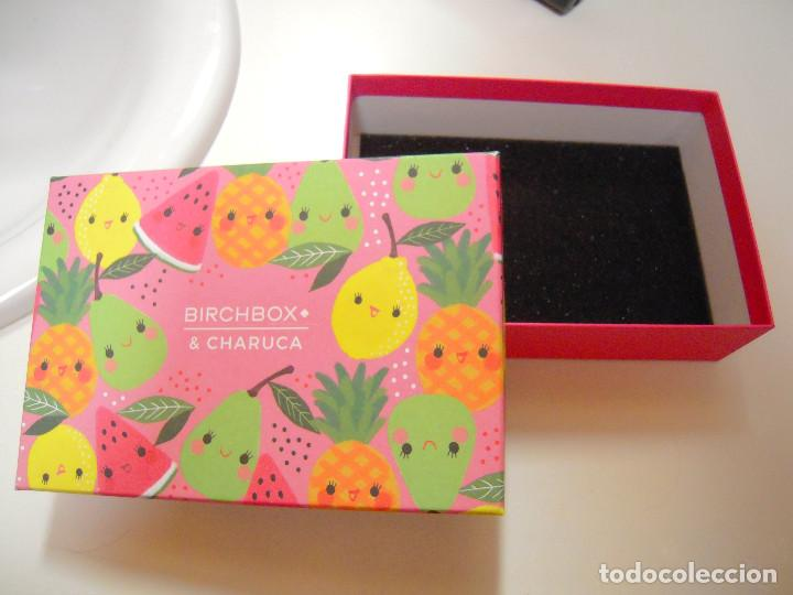 Cajas y cajitas metálicas: Cajita vacía Birchbox Charuca - Foto 4 - 71118353