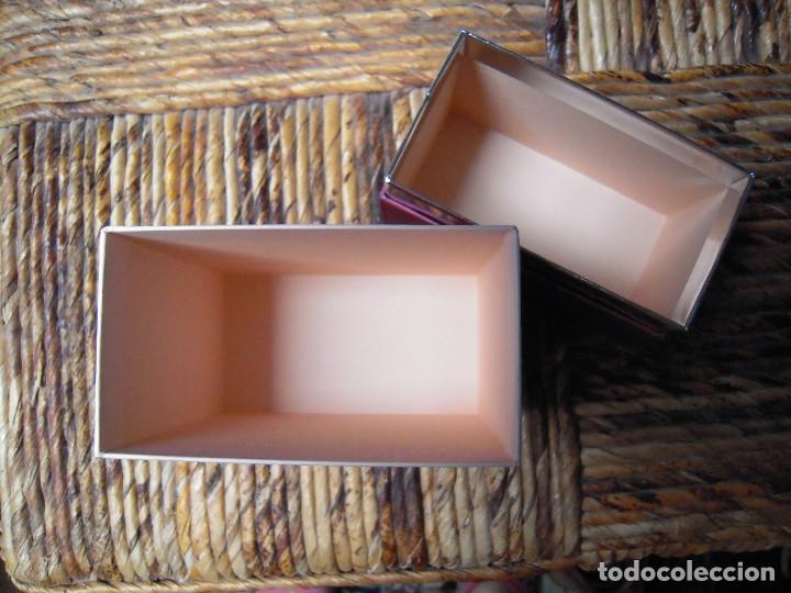 Cajas y cajitas metálicas: Cajita vacía Birchbox original - Foto 4 - 71119005