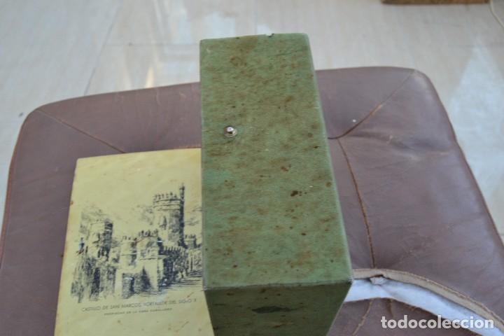 Cajas y cajitas metálicas: caja de brandy viejisimo milenario luis caballero s.a. puerto de santa maria - Foto 4 - 74482691