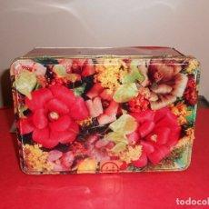 Cajas y cajitas metálicas: CAJA COLA-CAO. Lote 80101413