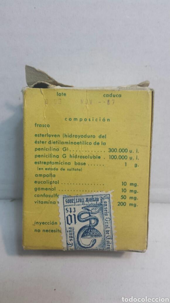 Cajas y cajitas metálicas: Caja Antigua de Farmacia *Esterloven* E-1 - Foto 2 - 80259803