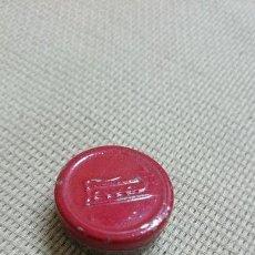 Cajas y cajitas metálicas: CAJITA CAJA METÁLICA PAYA, 2 CM DE DIÁMETRO. Lote 80920708
