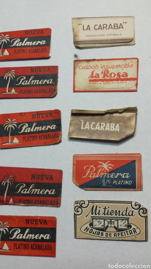 Cajas y cajitas metálicas: Cajita antigua y rara de Guillette con cuchillas - Foto 4 - 82044184