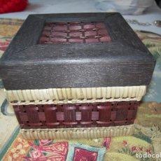 Cajas y cajitas metálicas: CAJA TIPO ORIENTAL. Lote 83534816