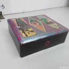 Cajas y cajitas metálicas: CAJA . Lote 85887406