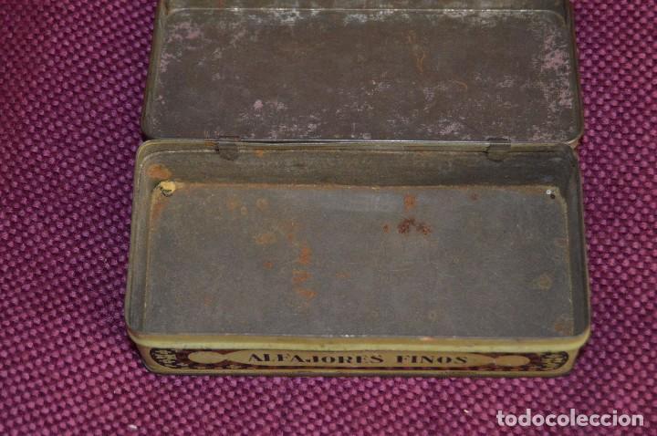 Cajas y cajitas metálicas: VINTAGE - CONFITERIA Y PASTELERIA FELIPE - ANTIGUA Y RARÍSIMA CAJITA / CAJA HOJALATA - HAZME OFERTA - Foto 9 - 86225032