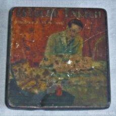 Cajas y cajitas metálicas: ESTUCHE ENRICH PROFILAXIS DEL RECIEN NACIDO 1930. Lote 88163704