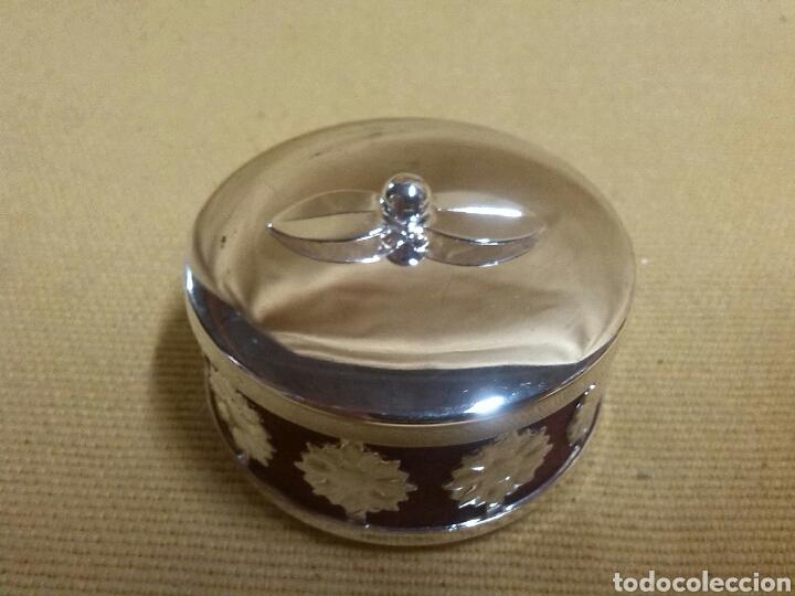 Cajas y cajitas metálicas: Cajita Joyero Pastillero - Foto 2 - 88362928