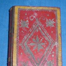 Cajas y cajitas metálicas: CAJA METALICA FORMA DE LIBRO. Lote 88868684