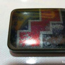 Cajas y cajitas metálicas - ATIGUA CAJITA METALICA ART DECO - 93078685