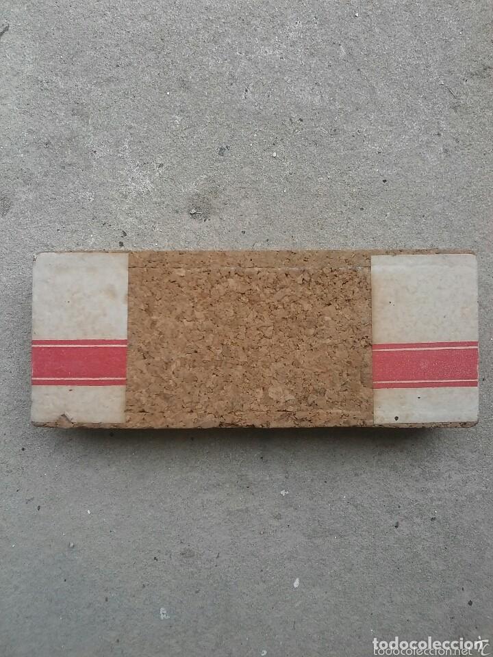 Cajas y cajitas metálicas: CAJA DE CORCHO DE MEDICAMENTO SUPOSITORIOS ADULTOS PULMONILLO - Foto 6 - 94151610
