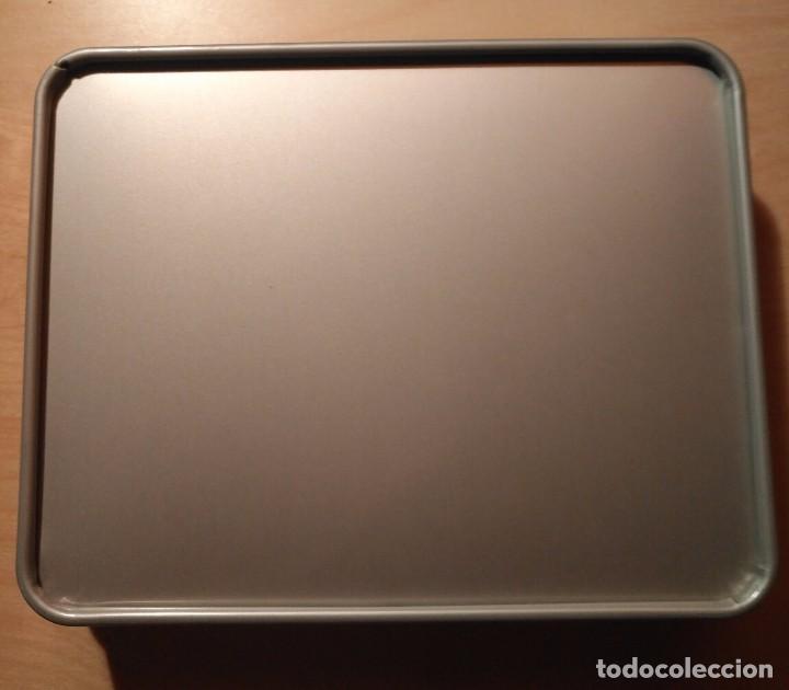 Cajas y cajitas metálicas: Caja metálica PIELNOBLE - Vacía - Foto 2 - 94166660