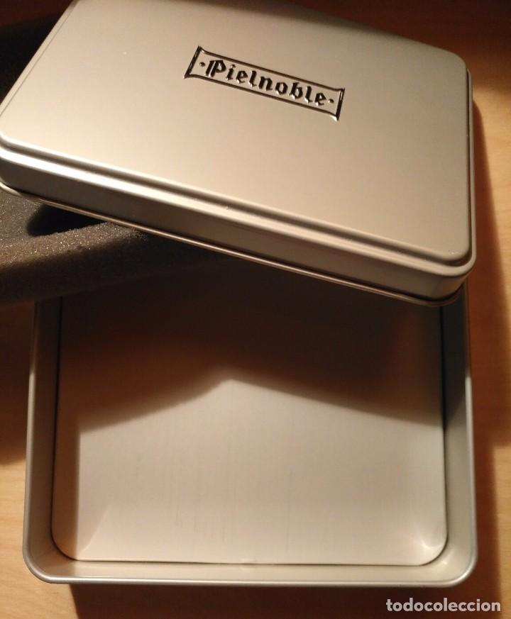 Cajas y cajitas metálicas: Caja metálica PIELNOBLE - Vacía - Foto 4 - 94166660