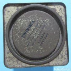 Cajas y cajitas metálicas: CAJA METÁLICA TWININGS ENGLISH BREAKFAST TEA, TE, . Lote 95145691